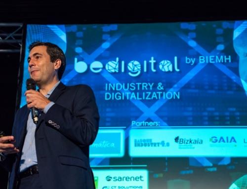 BeDIGITAL, industriako eraldaketa digitalera zuzendutako erreferentziako topagunea