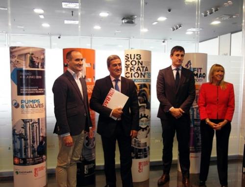 Bilbao Exhibition Centre pondrá siete ferias al servicio de la industria más avanzada los días 4 a 6 de junio en +Industry.