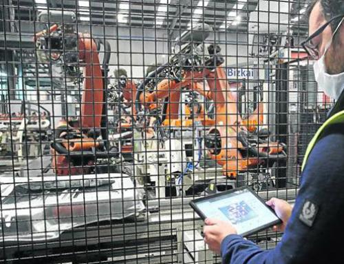 Gestamp sitúa a su fábrica Abadiño en la vanguardia de la digitalización 5G